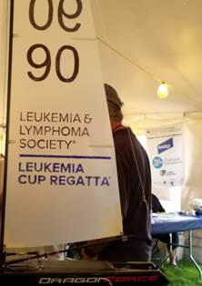 Leukemia Cup Sail Boat