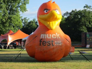Muck the Duck